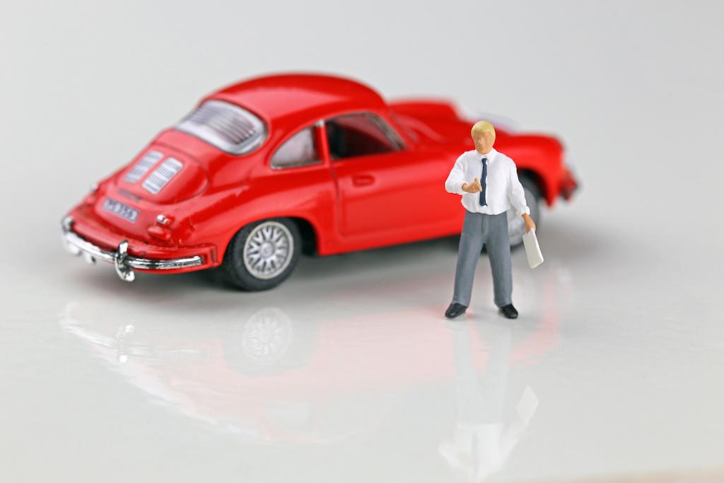 新車買い替え